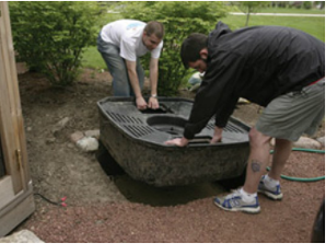 Workers with Custom Basins